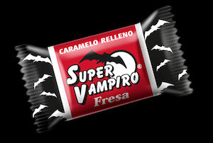 Super Vampiro de fresa