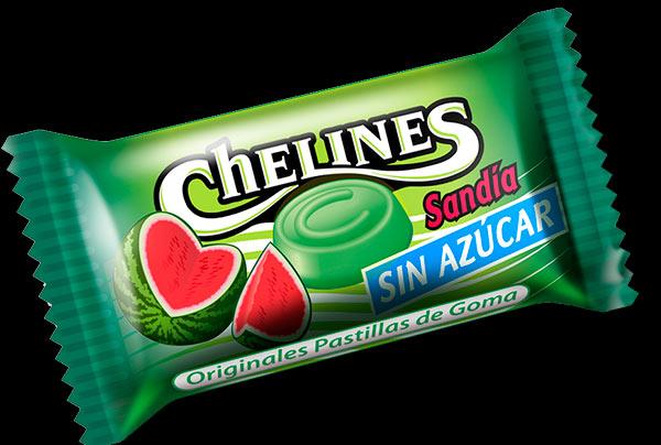 CHELINES DE SANDÍA