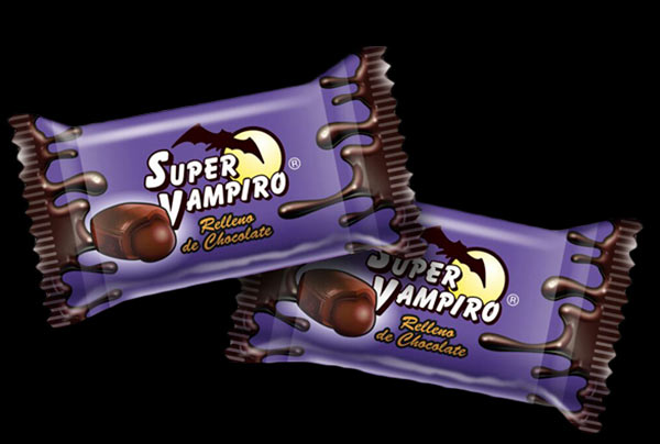 SUPER VAMPIRO CHOCOLATE