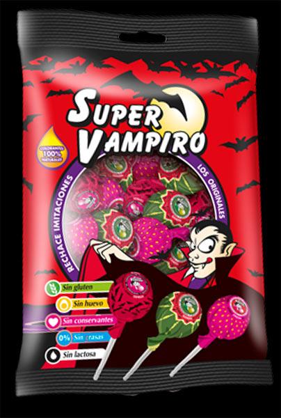 Chupas Super Vampiro